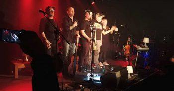 Eindrücke vom CD-Release-Konzert im ZAKK am 17.5.2019