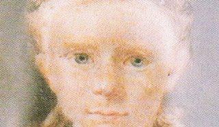 Clara Wieck im Alter von 9 Jahren (Abb.: Wikimedia)