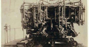 Die Owens-Maschine von 1907 (Bild: Library of Congress)