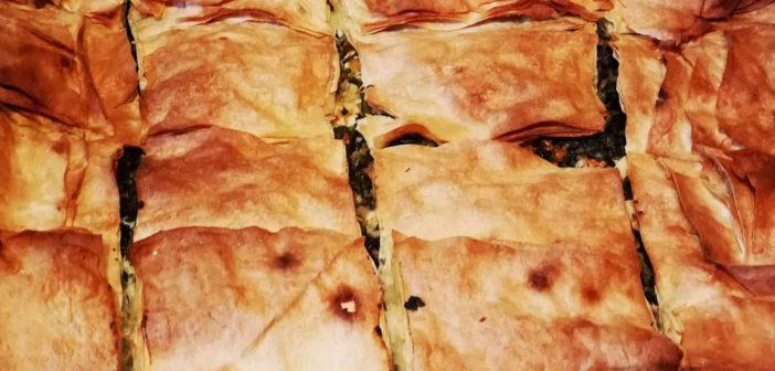 RdW: Spanakopita - viel griechischer als Gyros
