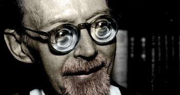 Heinrich Spoerl - der Erfolgsschriftsteller mit der sehr dicken Brille