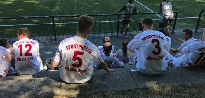 RSV-Jubiläumscup - Fortuna-Traditionsteam gegen die Sportpresse