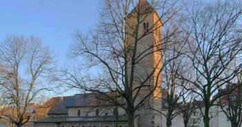 Alt St. Martin in Bilk - die vermutlich älteste bestehende Kirche in Düsseldorf
