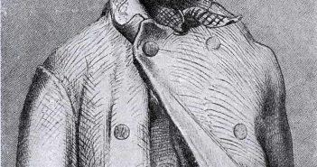 Carl Maria Seyppel als Zeichner - Der Hölzerne Deuwel