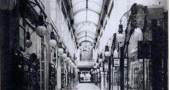 Die Ladenpassage zwischen Flinger und Bolkerstraße