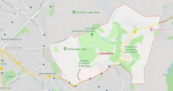 Google-Map: Ludenberg