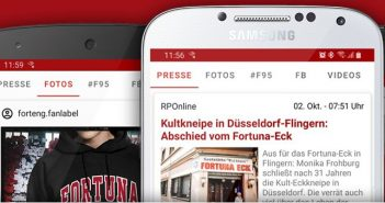 Empfohlen: Die Fortuna Fans App