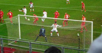 K'Lautern vs F95: Wunderschöne Tore