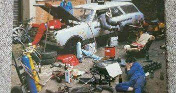 """Die DTH-Inkunabel: Das Album """"Opel-Gang"""""""