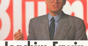 Joachim Erwin auf einem Wahlplakat von 1990 (siehe Bildnachweis)