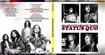 Teile des Status-Quo-Gigs auf einem Bootleg-Album
