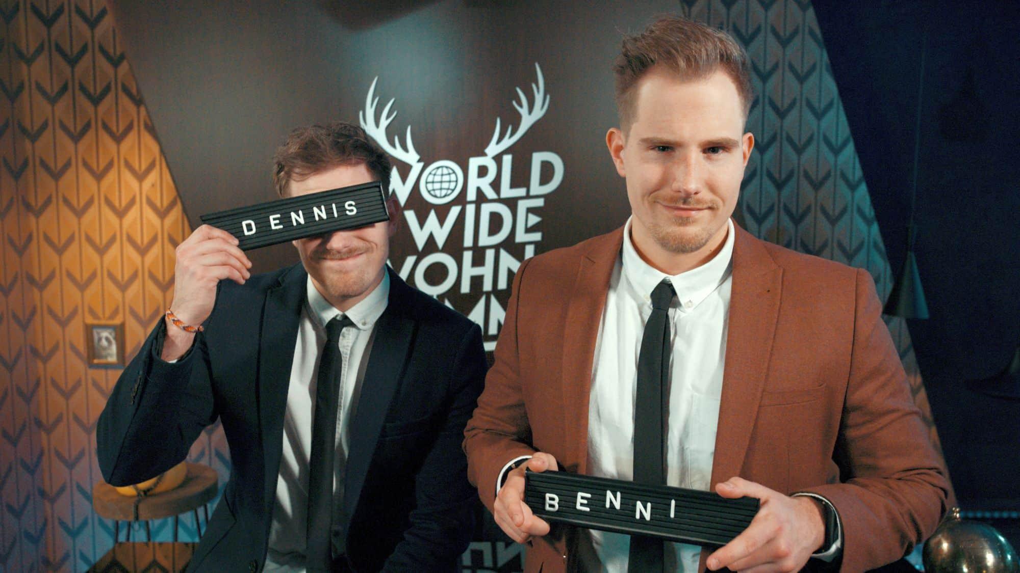 9 Fragen an: Dennis & Benni Wolter, die Zwillinge vom World Wide