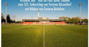 Virtuell statt im Rathaus: Fortuna-Brötchen zeigt seine Bilder digital im PJS