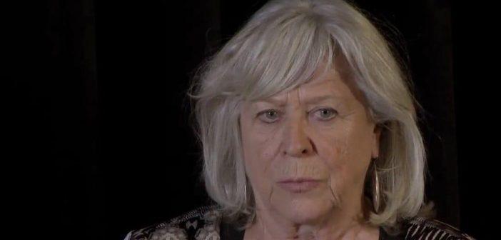 Margarethe von Trotta 2017 im Umfeld des Helmut-Käutner-Preises (Screenshot)