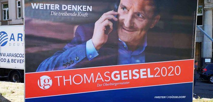 Thomas Geisel - wer viel macht, macht auch viel falsch (eigenes Foto)