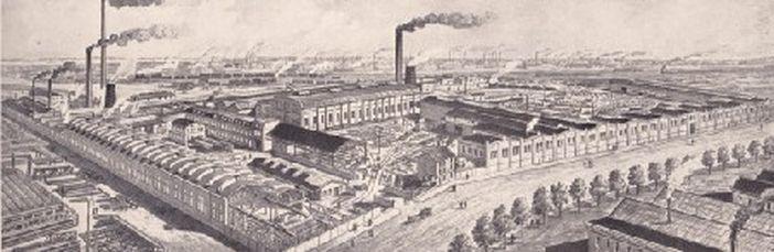 Das Gelände der Hein, Lehmann & Co. AG an der Fichtenstraße