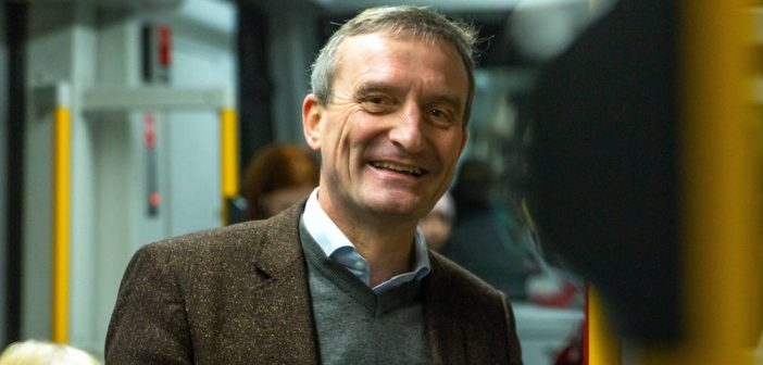Thomas Geisel, der ewige Manager