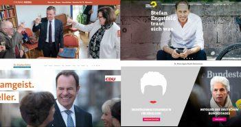 OB-Wahl: Die Websites der aussichtsreichsten Kandidat*innen (Screenshots)