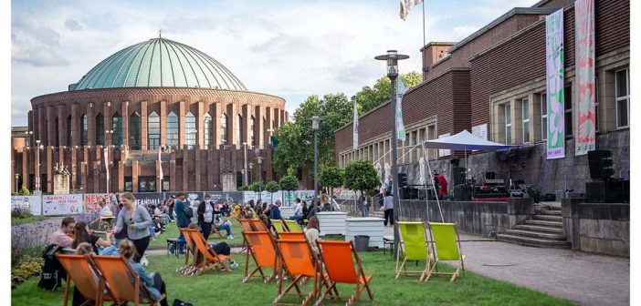 New Fall Festival 2020 - Die Summer Edition im Ehrenhof (Foto: New Fall)