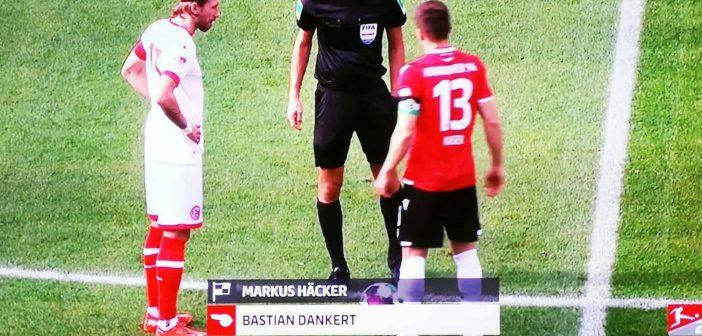 B. Dankert, der pfeifende Amokläufer